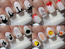 Deadly | NAIL DECAL SET