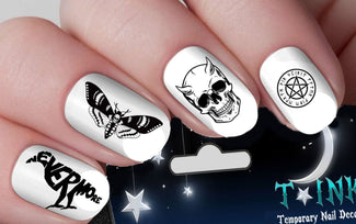 Nevermore | NAIL DECALS