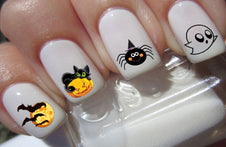 Spooky | NAIL DECALS