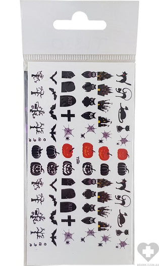 Trick Or Treat | NAIL DECALS