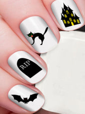 Trick Or Treat | NAIL DECALS*