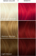 Wrath | HAIR COLOUR [118ml]