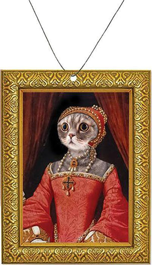 Renaissance Kitty | AIR FRESHENER