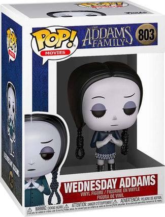 Addams Family 2019 | Wednesday POP! VINYL
