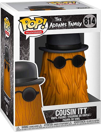 Addams Family | Cousin Itt POP! VINYL
