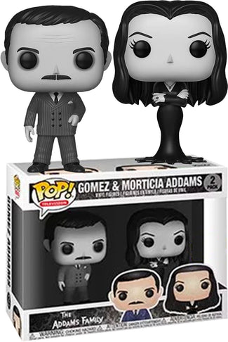 Addams Family | Morticia And Gomez POP! VINYL [2 PACK]