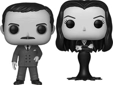 Addams Family | Morticia And Gomez POP! VINYL [2 PACK]^