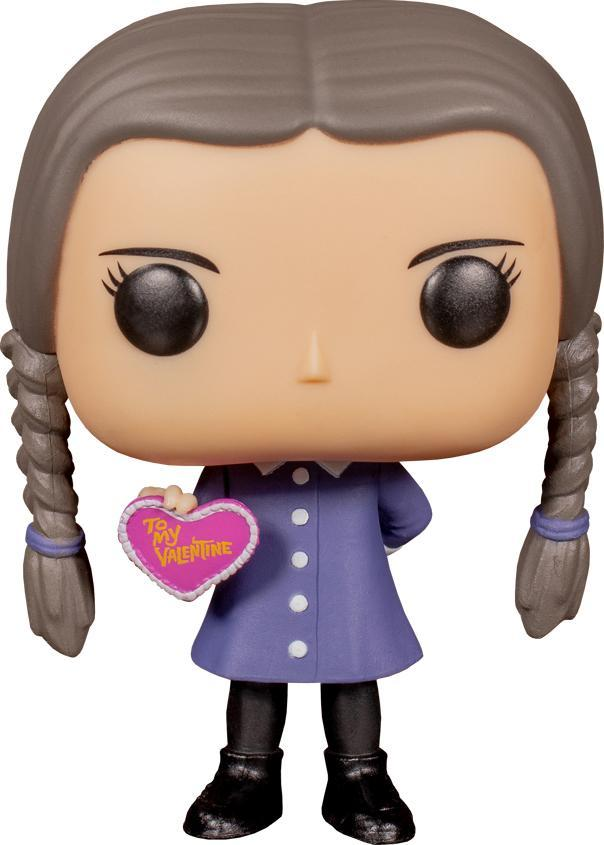 Addams Family | Wednesday Valentines POP! VINYL