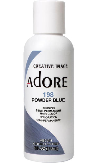 Powder Blue Semi Permanent | HAIR COLOUR