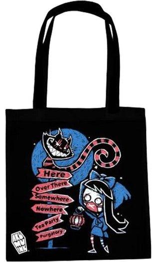 A Smile in the Dark | TOTE BAG