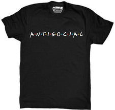 Antisocial | T-SHIRT