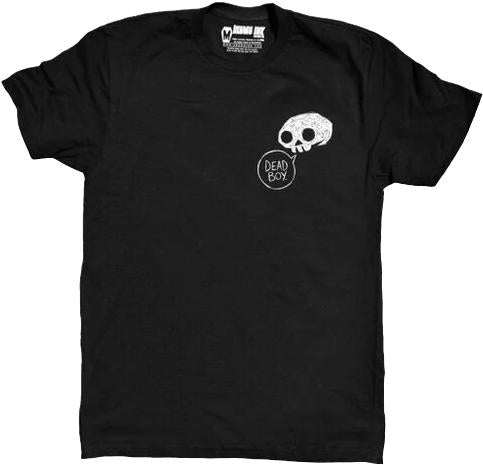 Dead Boy Logo | T-SHIRT
