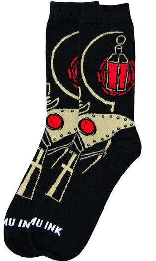 Plague Seeker | SOCKS UNISEX