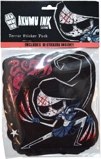 Terror | STICKER PACK