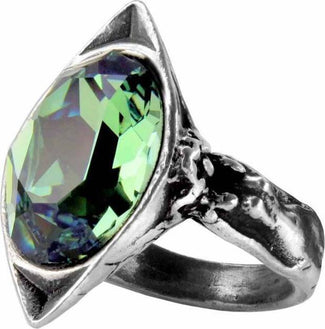 Absinthe Fairy Spirit Crystal | RING