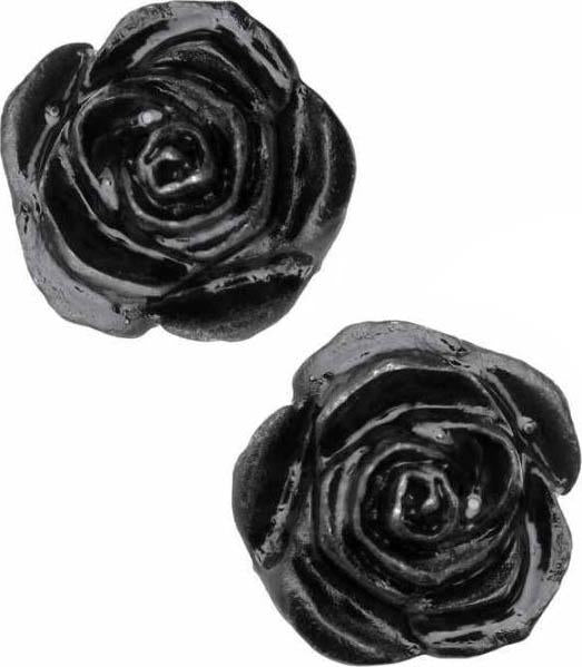 Black Rose Stud | EARRINGS