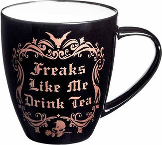 Freaks Like Me Drink | TEA MUG