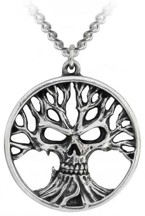 Gotik Tree Of Death | PENDANT