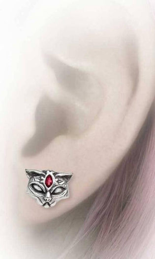 Sacred Cat | EARRINGS