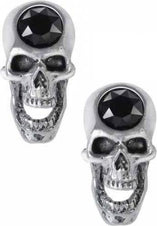 Screaming Skull | EAR STUDS