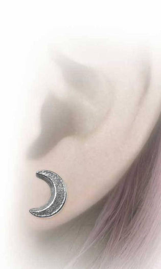 Sickle Moon | EAR STUDS