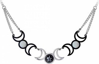 Tres Lunae | NECKLACE