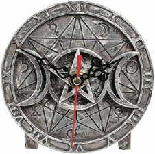 Wiccan | DESK CLOCK