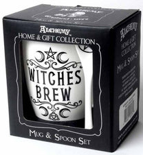 Witches Brew | MUG AND SPOON SET