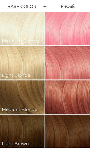 Frosé | HAIR COLOUR [118ml]