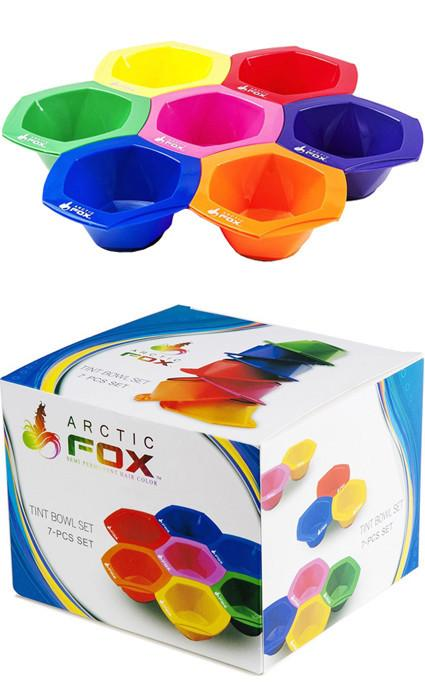 Rainbow Tint Bowl Set