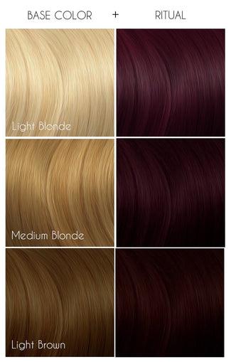 Ritual | HAIR COLOUR [118ml]