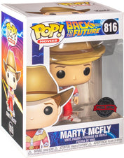 Back To The Future | Marty McFly Cowboy POP! VINYL