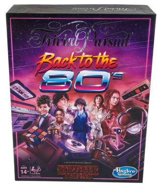 Stranger Things | Back To The 80s TRIVIAL PURSUIT