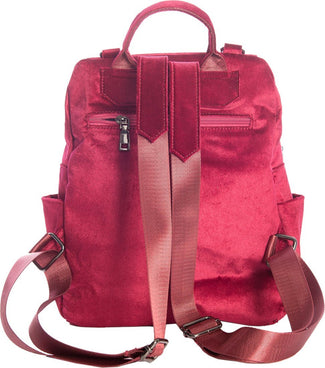 Cheyanne [Burgundy] | BACKPACK