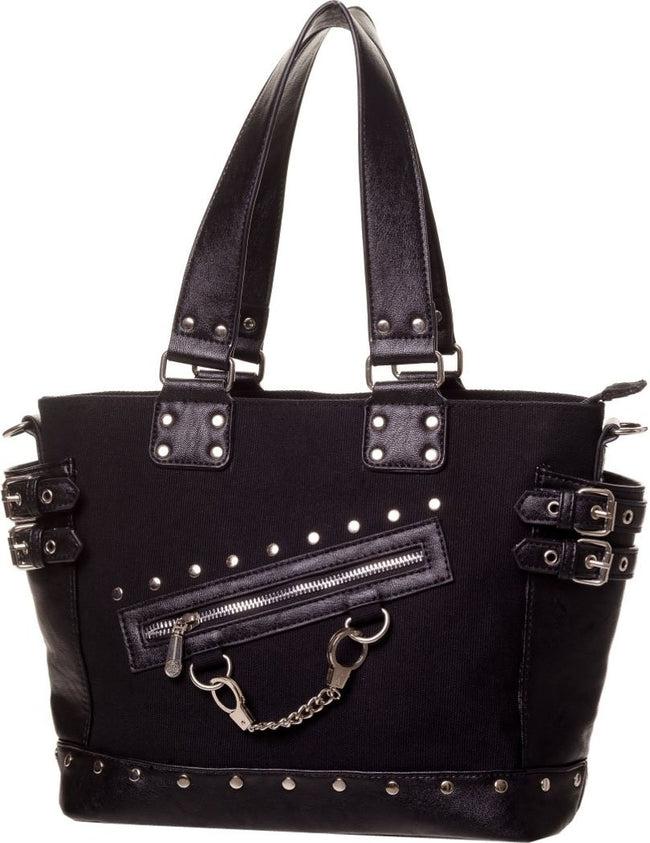 Handcuff Studded | HANDBAG