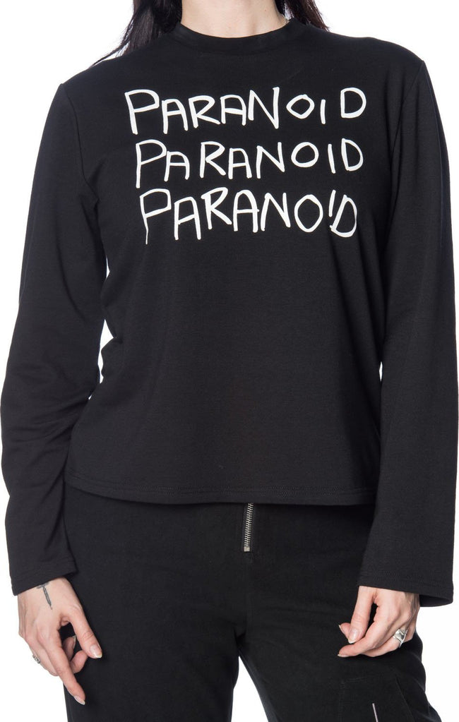 Paranoid Long Sleeve | TOP*