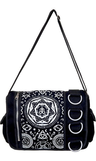 Pentagram Messenger | HANDBAG