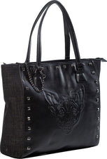 Phantom Form [Black] | TOTE BAG