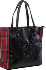 Phantom Form [Red/Black] | TOTE BAG