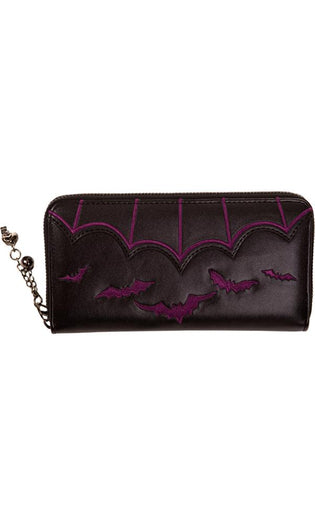 Salem [Purple/Black] | WALLET
