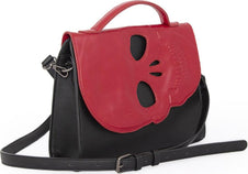 Tenebris [Red] | SHOULDER BAG