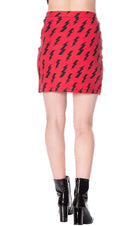Thunderbolt [Red] | SKIRT