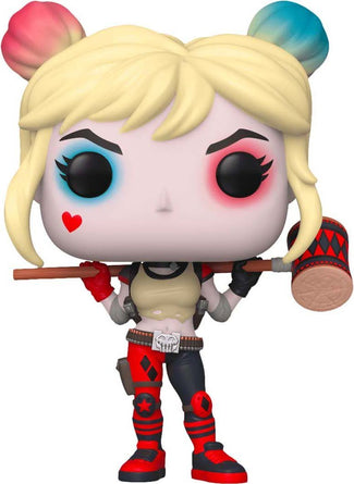 Batman | Harley Quinn With Mallet POP! VINYL [EB Exclusive]