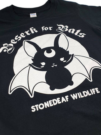 Beserk for Bats | CHARITY T-SHIRT LADIES