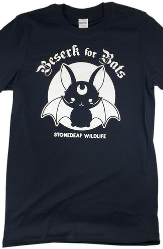 Beserk for Bats CHARITY T-SHIRT MENS