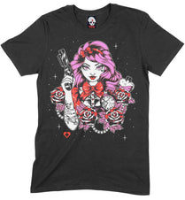 Alice Madness [Pink/Red] | T-SHIRT