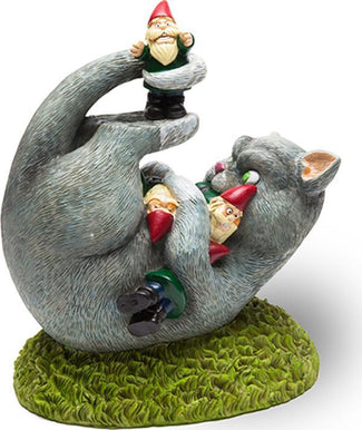 Cat Gnome Massacre | GARDEN GNOME