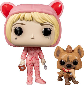 Birds of Prey | Harley Onesie With Bruce POP! VINYL
