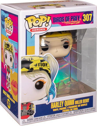 Birds of Prey | Harley Roller Derby POP! VINYL