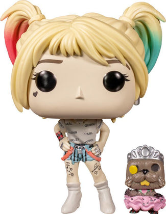 Birds of Prey | Harley With Beaver Pop! VINYL